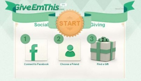 Predicitve Social Buying Service Giveemthis