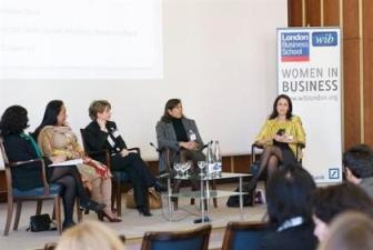 Women In Business Conference at London Business School
