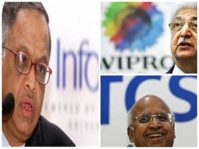 The Stalwarts of the Indian IT Industry