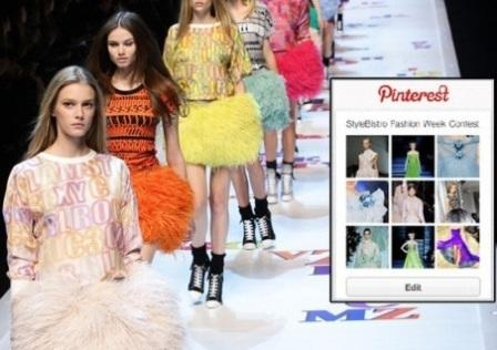 Pinterest use is growing in developed economies and is particularly influencing female trends coining the term Pinterest Fashion